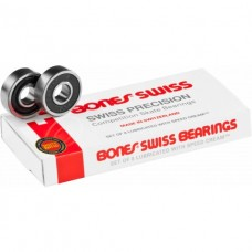 Bones ® Swiss Skateboard Bearings